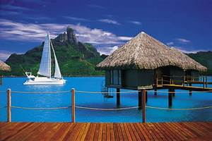 honeymoon in paridise bora bora tahiti honey ties With honeymoon in bora bora