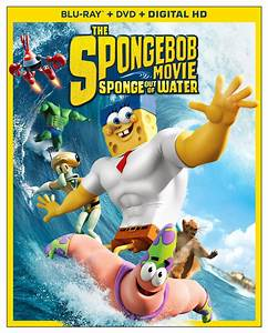 Spongebob Comes Ashore For World Oceans Day Geekdad