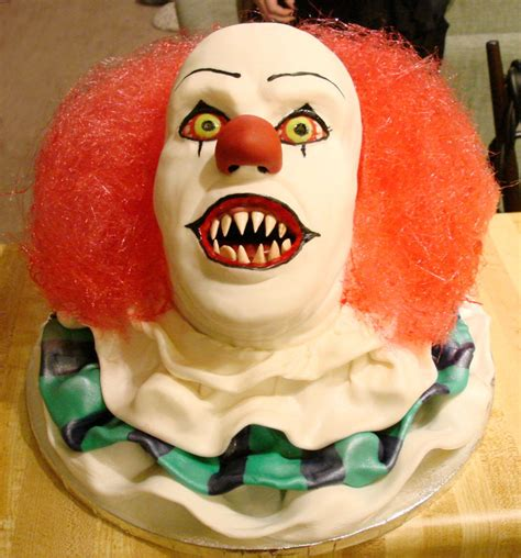 pennywise  cakecentralcom