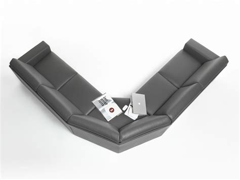 canape modulable cuir canapé composable modulable en cuir by giulio