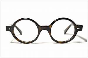 Round Eyeglasses    Occhiali Tondi  Handmade In Italy