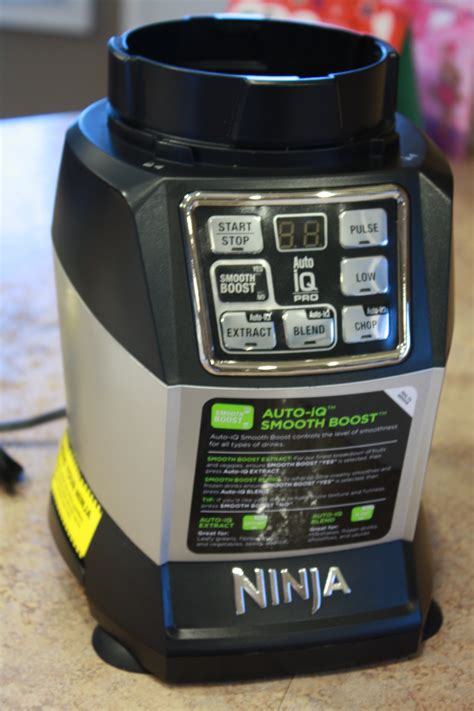 auto iq compact system ninja blender review recipes