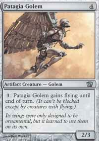 Magic The Gathering Golem Deck by Sand Golem Mirage Magic The Gathering Gaming