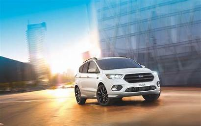 Kuga Ford St Line Titanium Receives Treatment