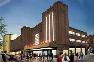 Chester Theatre Building + Library & Cinema - e-architect