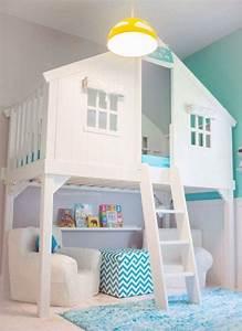 Cabane Chambre Enfant : d co originale pour chambre d 39 enfant picslovin ~ Teatrodelosmanantiales.com Idées de Décoration