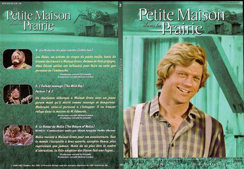 jaquette dvd de la maison dans la prairie saison 9 dvd 2 cin 233 ma