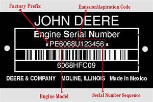 John Deere 450 Dozer Serial Numbers