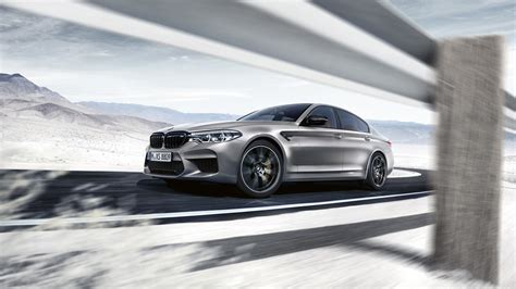 2019 Bmw M5 Competition Package Pictures, Photos
