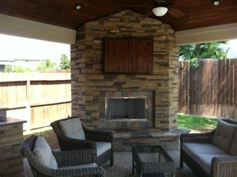 1000 images about corner fireplace patio on