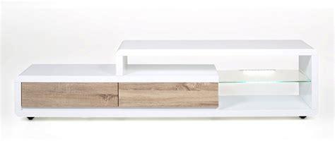 canapé marque meuble tv blanc laqué bois royal sofa idée de canapé