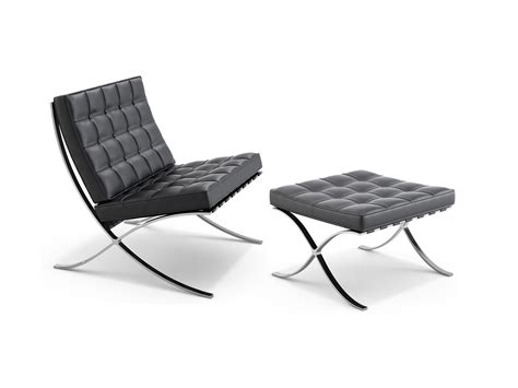 Barcelona Chair By Ludwig Mies Van Der