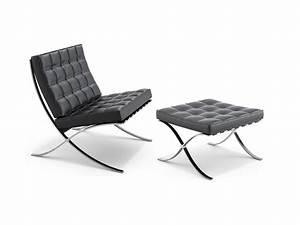 Mies Van Der Rohe Chair : design furniture barcelona chair by ludwig mies van der rohe juli grup ~ Watch28wear.com Haus und Dekorationen