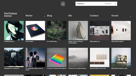 wordpress portfolio 28 customizable and free portfolio themes