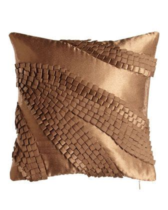 donna karan home essentials in taupe ivory white or 17 best images about throw pillows on coral
