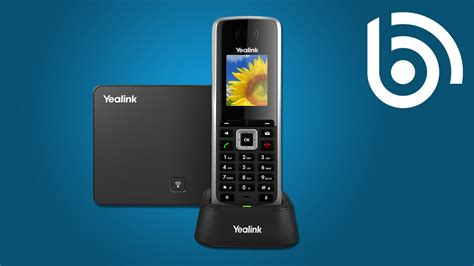 yealink wp voip sip dect phone introduction youtube