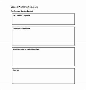 teacher lesson plan template free word documents With free lesson plan templates for elementary teachers