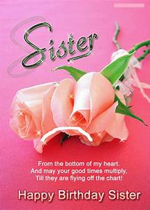 Best happy birthday to my sister quotes – StudentsChillOut