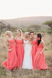 Color Inspiration Perfect Coral And Gold Wedding Ideas