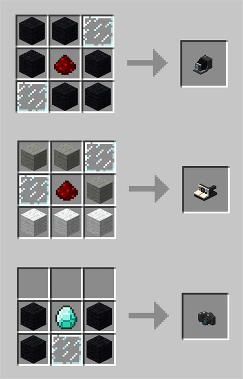 overview camera obscura mods projects minecraft