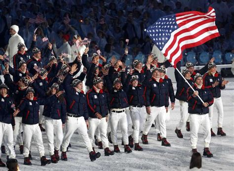 U.S. Olympic uniforms through the years - Times Union