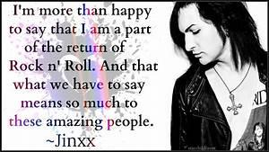 Jinxx Quotes. QuotesGram