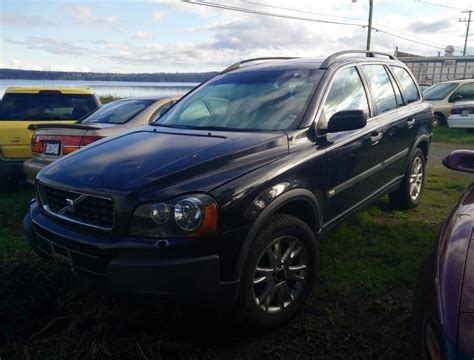 volvo xc  awd  comox valley campbell river