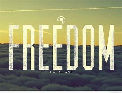 Freedom Message Cold War Sermons Quote Events