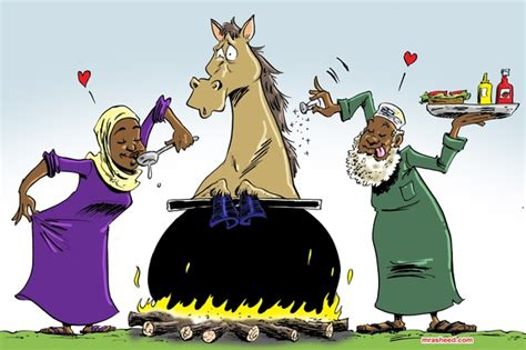 horse haram meat why islam quora al
