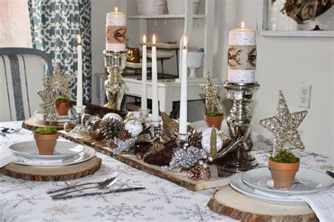 christmas tablescape ideas   style  crafty mom