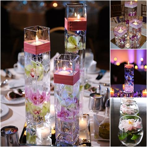 wonderful diy fantastic wine glass centerpieces
