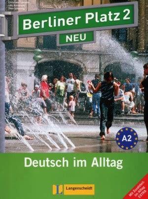 berliner platz 2 neu language learning