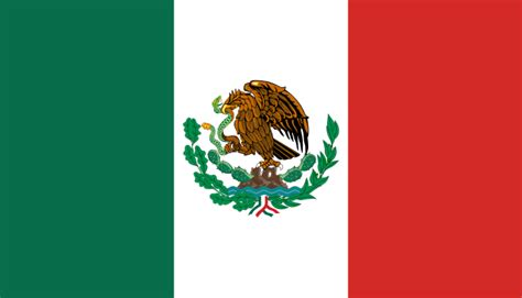 colors of the mexican flag file flag of mexico 1916 1934 svg wikimedia commons