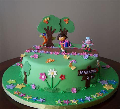 dora cake beth flickr