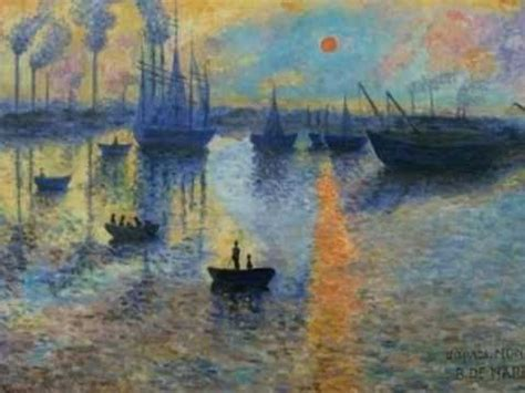 beethoven claude monet paintings youtube