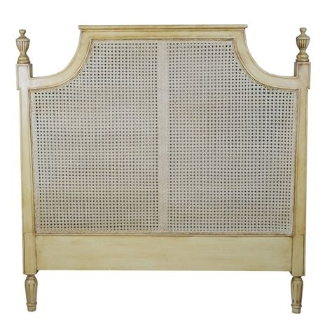 Antique Style Headboards by Style Vintage Rattan Wooden 4ft6 Bed