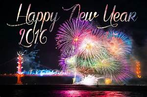 Happy New Year 2016 Wallpapers HD, Images & Facebook Cover ...