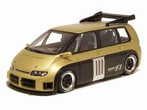 Renault Espace 3 : renault espace iii f1 v10 1994 spark model 1 43 autos miniatures tacot ~ Medecine-chirurgie-esthetiques.com Avis de Voitures