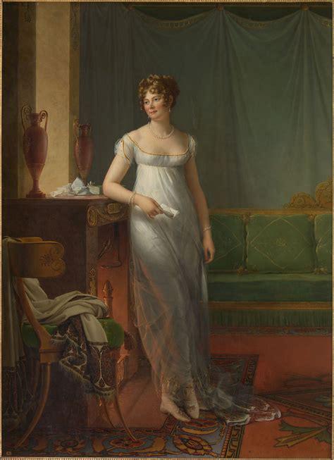 baron francois gerard madame charles maurice de