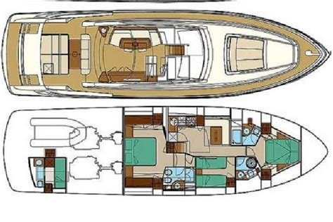 Boat Interior Layout by Secret Houseboats Plan 600 Grs