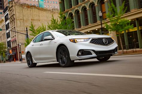2018 Acura Tlx Pricing  For Sale Edmunds