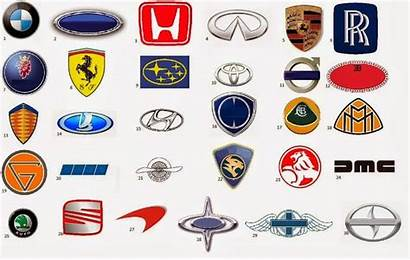 Brands Logos Names American Cars Different Companies