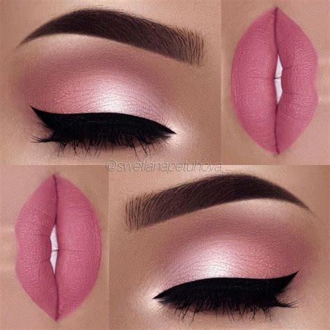 I Absolutely Love Pink Makeup So Subtle And Very Natural
