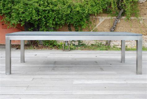 emejing fabriquer une table de best fabriquer une table de jardin en beton contemporary