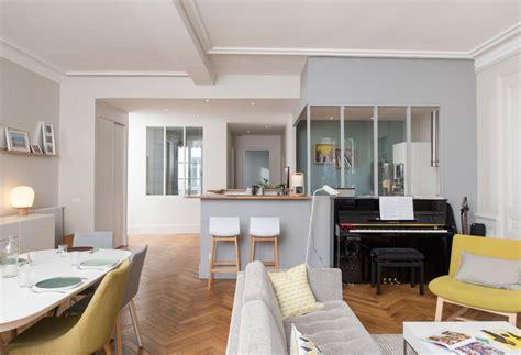 cote cuisine lyon un appartement traversant marion lanoë architecte d