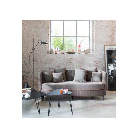 coussin d assise canapé canapé yoko 170 cm avec coussin d 39 assise cat b intérieur 202