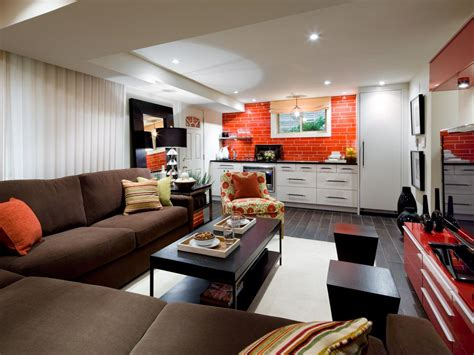 family room layout 10 chic basements by candice decorating and design Basement