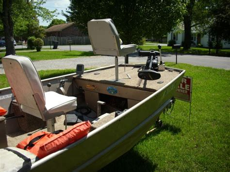 10ft Jon Boat Setup by Post Your Jon Boat Setup Page 3