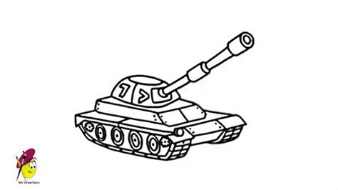 tank   draw  tank easy  cool youtube
