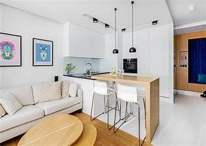 Kleines Wohn Schlafzimmer Einrichten : kleines wohn esszimmer einrichten 22 moderne ideen ~ Michelbontemps.com Haus und Dekorationen